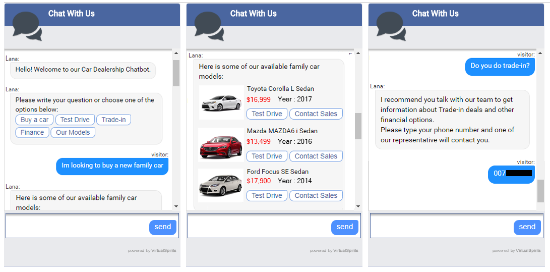Car Dealer Chatbot the Future of Car Sales