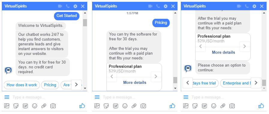 Building Your First Facebook Messenger Chatbot