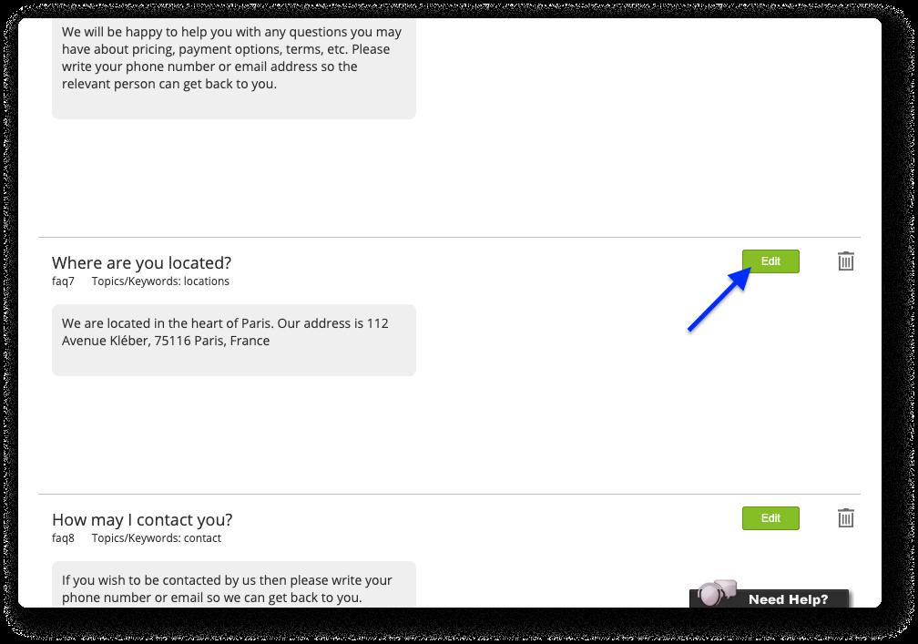 add Waze to answer