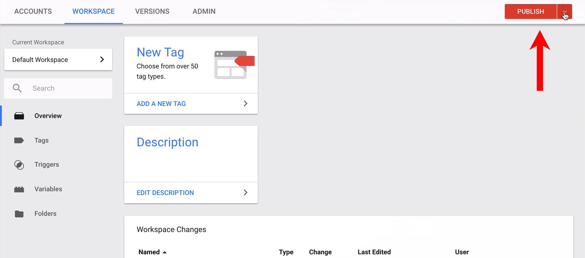 add a chatbot with google tag manager